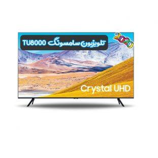 بررسی و جعبه گشایی تلویزیون سامسونگ TU8000